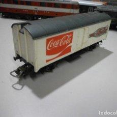 Trenes Escala: VAGON LIMA H0. Lote 289555553