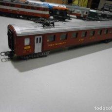 Trenes Escala: VAGON LARGO LIMA H0. Lote 289557898