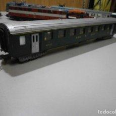 Trenes Escala: VAGON LARGO LIMA H0. Lote 289558513