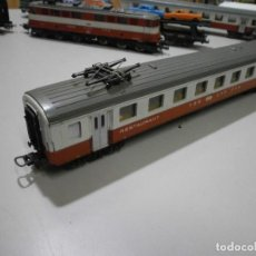 Trenes Escala: VAGON LARGO LIMA H0. Lote 289558663