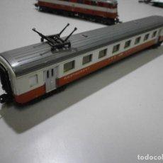 Trenes Escala: VAGON LARGO LIMA H0. Lote 289558938