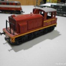 Trenes Escala: LOCOMOTORA MAQUINA TREN LIMA H0. Lote 289559473