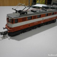 Trenes Escala: LOCOMOTORA MAQUINA TREN LIMA H0. Lote 289560028