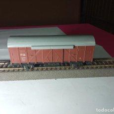 Trenes Escala: VAGÓN CERRADO ESCALA HO DE LIMA. Lote 290531193