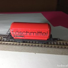Trenes Escala: VAGÓN CISTERNA ESCALA HO DE LIMA. Lote 290531293