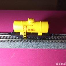 Trenes Escala: VAGÓN CISTERNA ESCALA HO. Lote 290732268