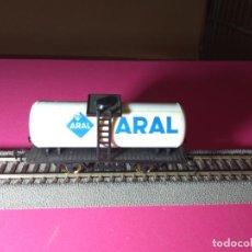 Trenes Escala: VAGÓN CISTERNA ESCALA HO. Lote 290732283