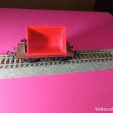 Trenes Escala: VAGONETA ESCALA HO DE LIMA. Lote 290863383