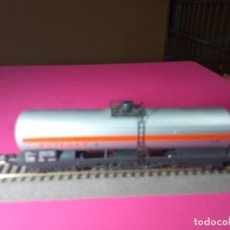 Trenes Escala: VAGÓN CISTERNA ESCALA HO DE LIMA. Lote 290913133