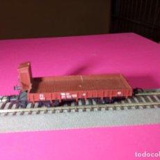 Trenes Escala: VAGÓN BORDE BAJO ESCALA HO DE LIMA. Lote 291064928