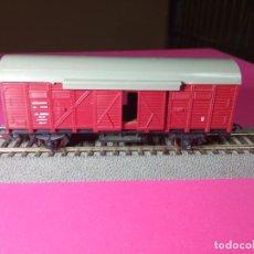 Trenes Escala: VAGÓN CERRADO ESCALA HO DE LIMA. Lote 291065183