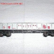Trenes Escala: LIMA ANTIGUO - VAGON DE CARGA DESCUBIERTO - SOUTHERN 2207. Lote 26853218