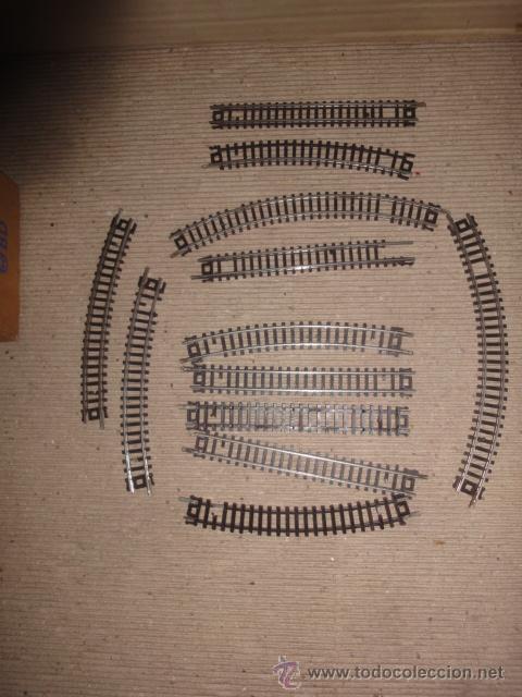 VIAS LIMA (Juguetes - Trenes a Escala N - Lima N)