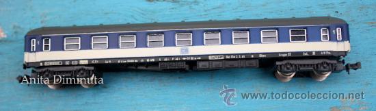 Trenes Escala: ANTIGUO VAGON DE PASAJEROS DB - LIMA ESCALA N - EN SU CAJA ORIGINAL - EN - - Foto 8 - 35521077