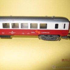 Trenes Escala: ANTIGUO COCHE RESTAURANTE GRIL EXPRESS EN ESCALA *N* DE LIMA. Lote 48810736