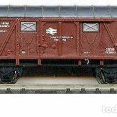 Trenes Escala: VAGON CERRADO BRITISH RAILWAYS . Lote 72886543