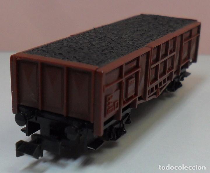 Trenes Escala: LIMA N - Vagón abierto con carga - Foto 2 - 82003344