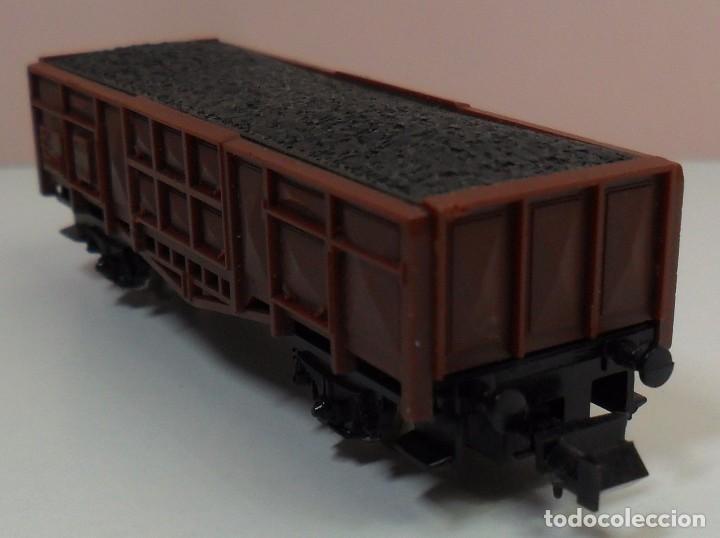 Trenes Escala: LIMA N - Vagón abierto con carga - Foto 3 - 82003344