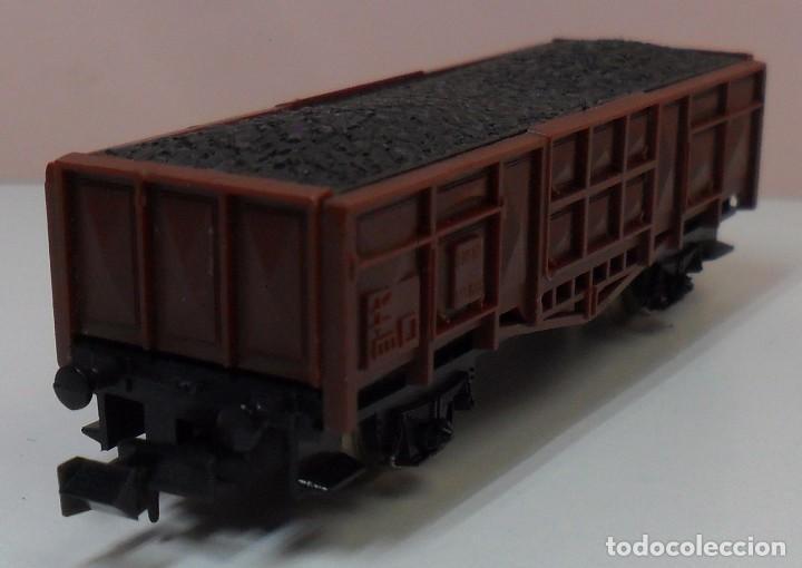 Trenes Escala: LIMA N - Vagón abierto con carga - Foto 5 - 82003344