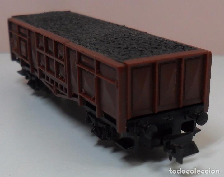 Trenes Escala: LIMA N - Vagón abierto con carga - Foto 6 - 82003344