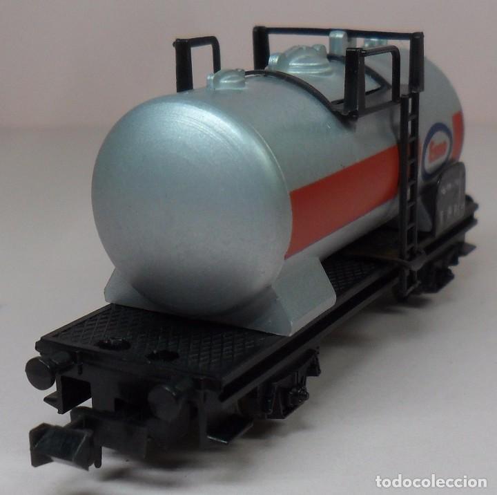 Trenes Escala: LIMA N - Vagón cisterna ESSO - Foto 3 - 85290532