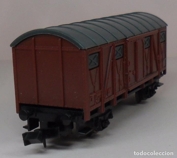 Trenes Escala: LIMA N - Vagón cerrado de mercancías - Foto 2 - 85292112