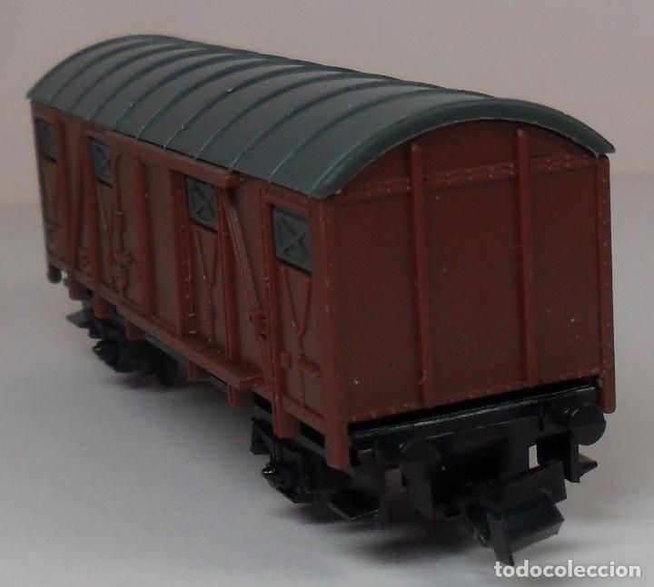 Trenes Escala: LIMA N - Vagón cerrado de mercancías - Foto 3 - 85292112