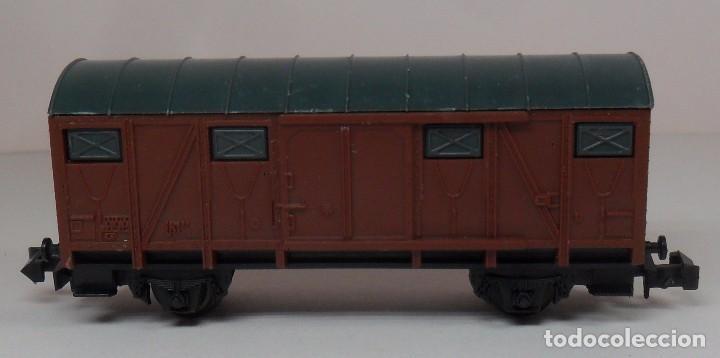 Trenes Escala: LIMA N - Vagón cerrado de mercancías - Foto 4 - 85292112