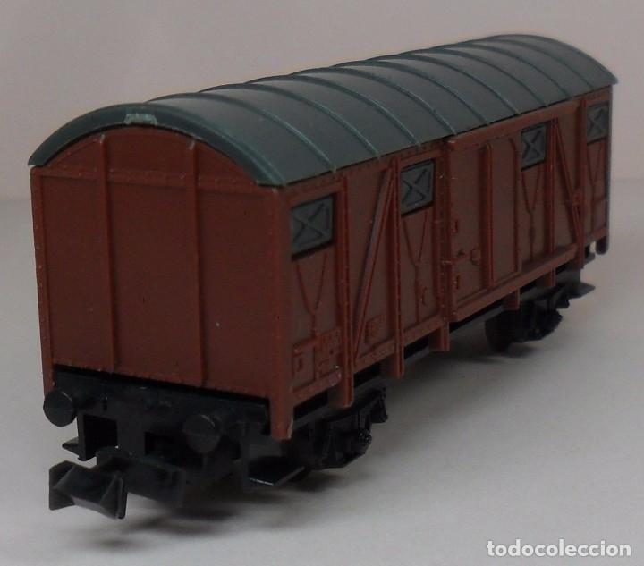 Trenes Escala: LIMA N - Vagón cerrado de mercancías - Foto 5 - 85292112