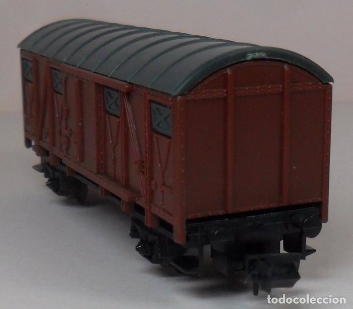 Trenes Escala: LIMA N - Vagón cerrado de mercancías - Foto 6 - 85292112