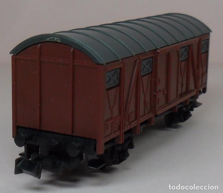 Trenes Escala: LIMA N - Vagón cerrado de mercancías - Foto 2 - 85292324