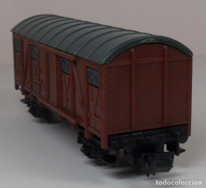 Trenes Escala: LIMA N - Vagón cerrado de mercancías - Foto 3 - 85292324