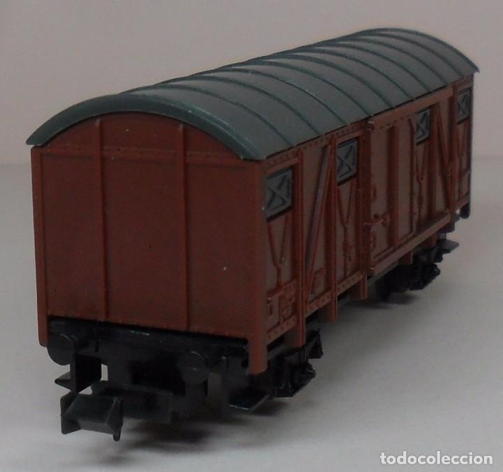Trenes Escala: LIMA N - Vagón cerrado de mercancías - Foto 5 - 85292324
