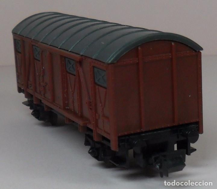 Trenes Escala: LIMA N - Vagón cerrado de mercancías - Foto 6 - 85292324