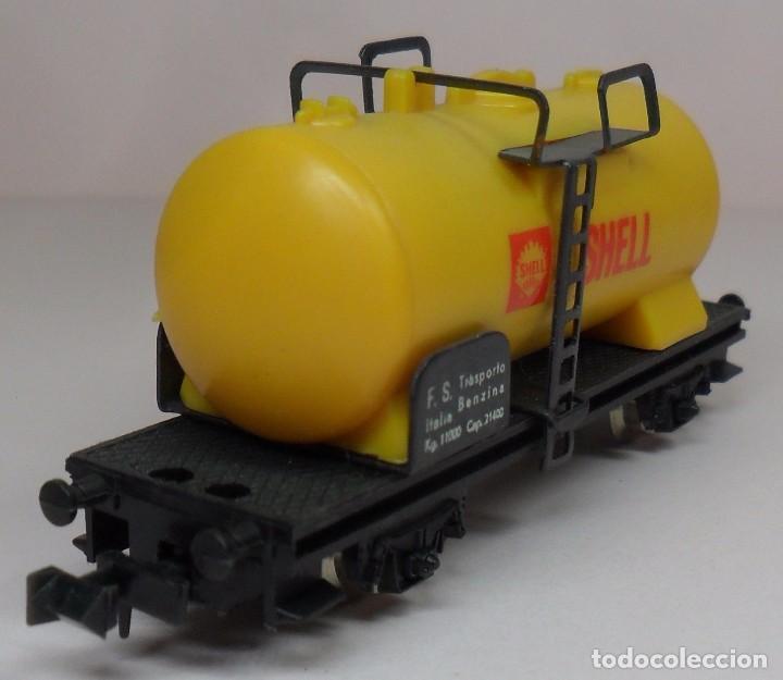 Trenes Escala: LIMA N - Vagón cisterna SHELL - Foto 2 - 85300516