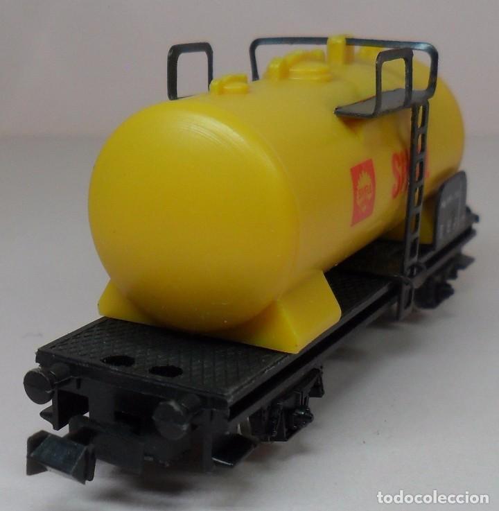 Trenes Escala: LIMA N - Vagón cisterna SHELL - Foto 3 - 85300844