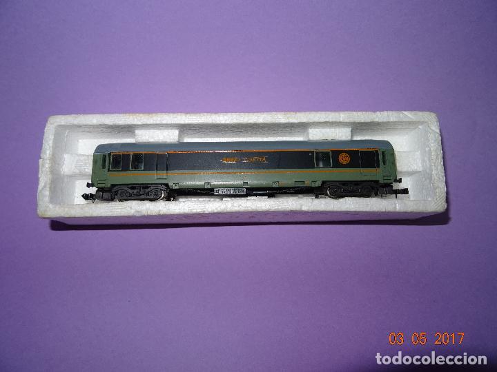 Trenes Escala: Antiguo Coche CINEMA de la SNCF Escala *N* de LIMA - Foto 2 - 85563172