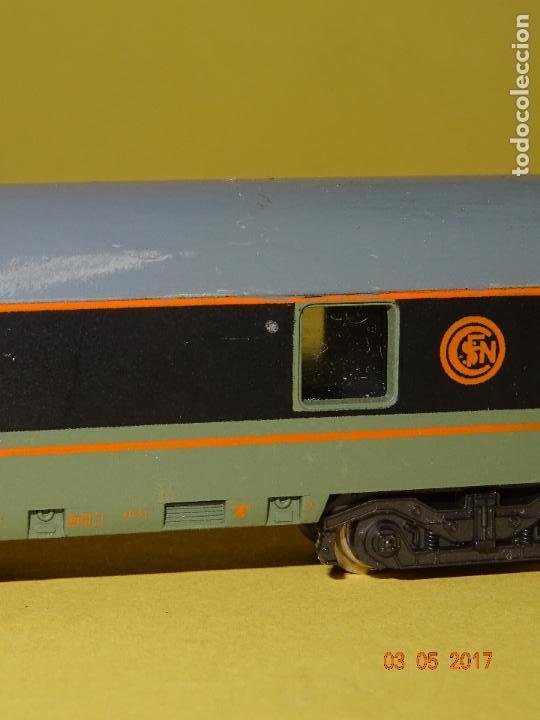 Trenes Escala: Antiguo Coche CINEMA de la SNCF Escala *N* de LIMA - Foto 4 - 85563172