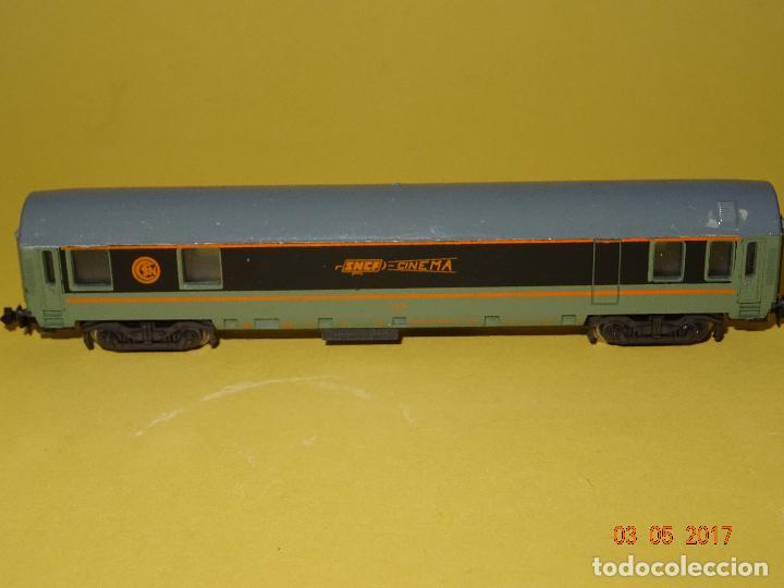 Trenes Escala: Antiguo Coche CINEMA de la SNCF Escala *N* de LIMA - Foto 7 - 85563172