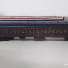 Trains Échelle: ANTIGUO VAGON ESCALA N LIMA PENNSYLVANIA. Lote 87293576