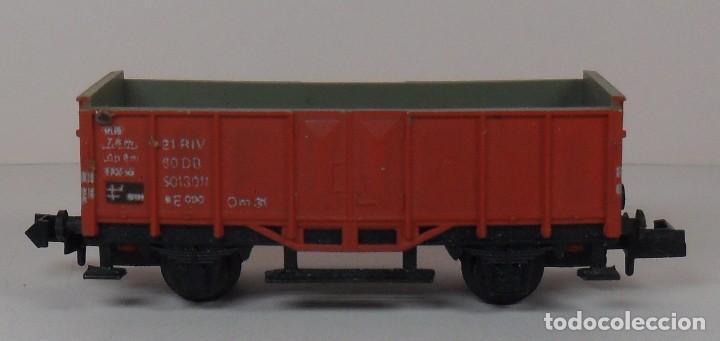 Trenes Escala: LIMA N - 0632 - Vagón abierto de borde alto - Con caja original - Foto 2 - 89606128