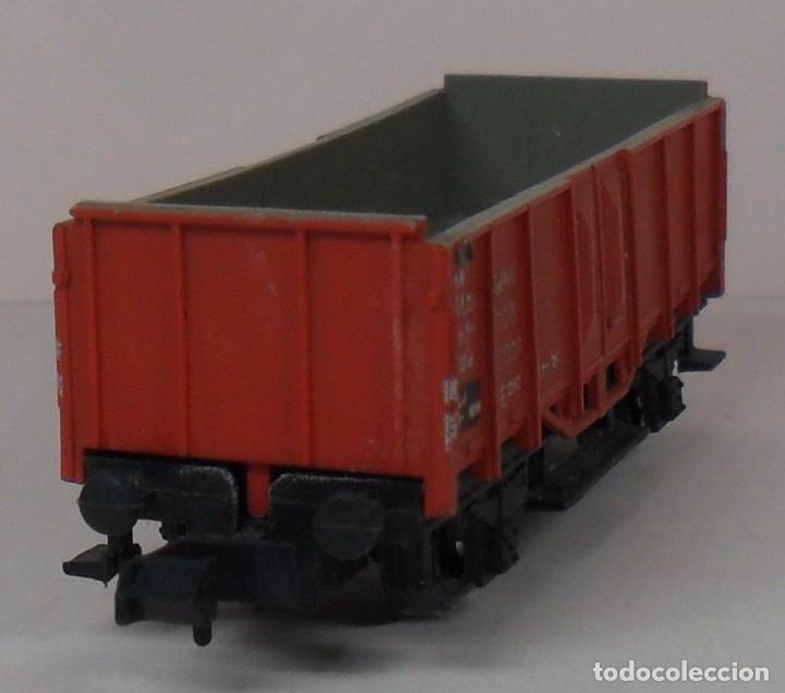 Trenes Escala: LIMA N - 0632 - Vagón abierto de borde alto - Con caja original - Foto 3 - 89606128