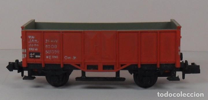 Trenes Escala: LIMA N - 0632 - Vagón abierto de borde alto - Con caja original - Foto 5 - 89606128