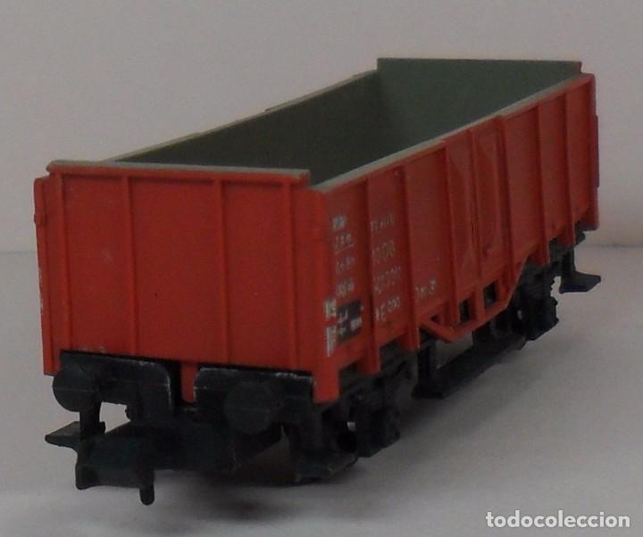 Trenes Escala: LIMA N - 0632 - Vagón abierto de borde alto - Con caja original - Foto 6 - 89606128