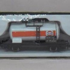 Trenes Escala: LIMA N - VAGÓN CISTERNA GULF - CON CAJA ORIGINAL. Lote 89622900