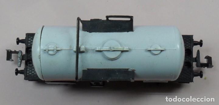 Trenes Escala: LIMA N - Vagón cisterna GULF - Con caja original - Foto 8 - 89622900