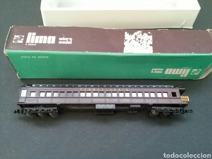 Trenes Escala: Vagon Lima Pennsylvania - Foto 3 - 98093526