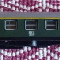 Trenes Escala: LIMA. VAGÓN DE PASAJEROS DE LA DB. REF. 262. ESCALA N. MADE IN ITALY.. Lote 101397599