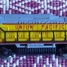 Trenes Escala: LIMA. LOCOMOTORA ELÉCTRICA UNIÓN-PACIFIC NO.4115 - ESCALA N. PERFECTA. MADE IN ITALY. Lote 101399319
