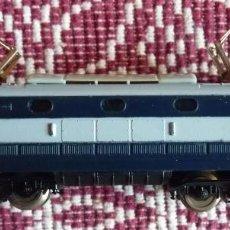 Trenes Escala: LIMA. LOCOMOTORA ELÉCTRICA E 444 FS REF. 206, ESC. N. PERFECTA. MADE IN ITALY. Lote 101400207